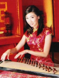 Guzheng Lessons in Los Angeles