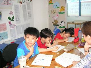 Children's Chinese Class in Singapore