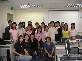 Students in Singapore